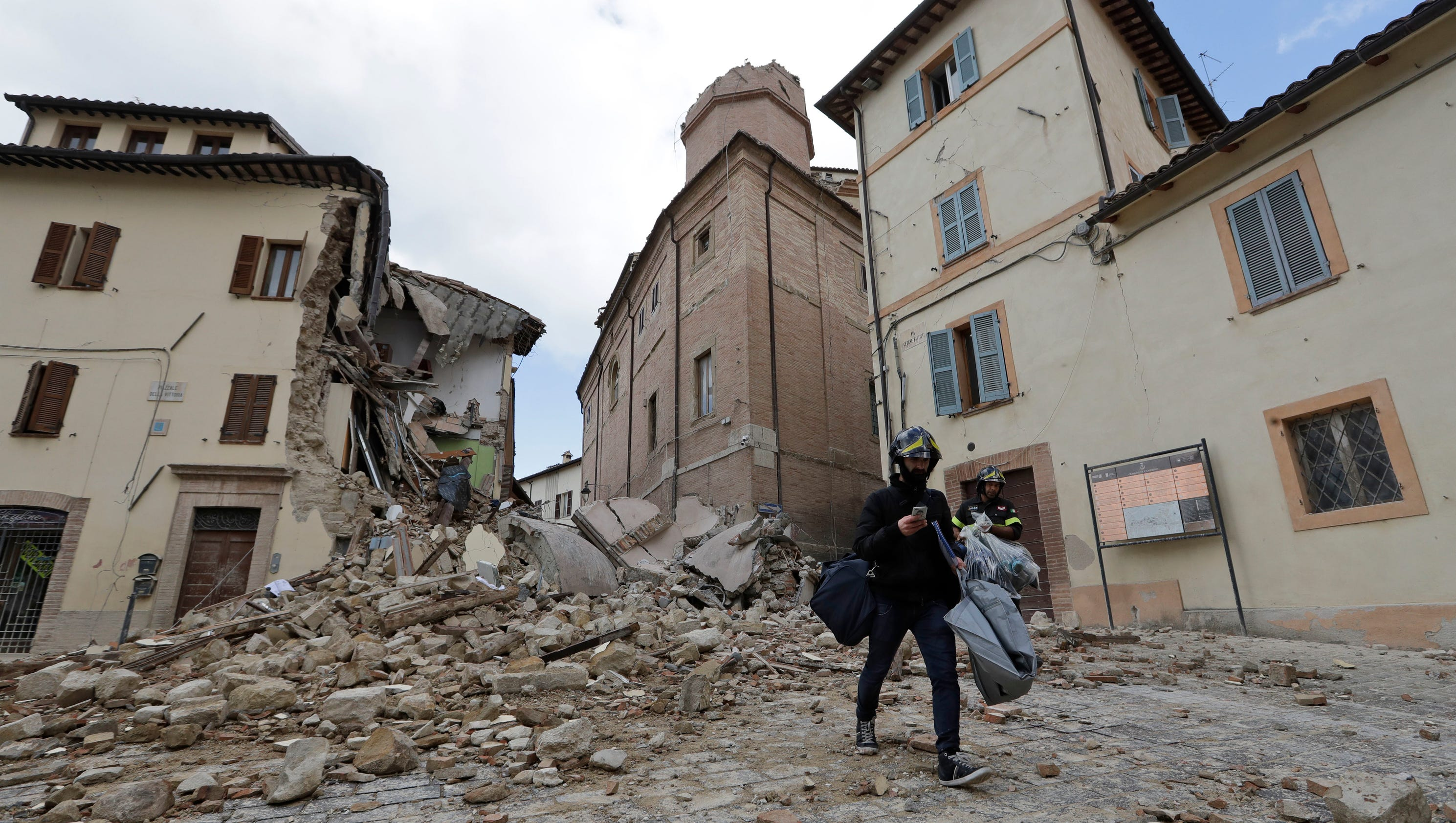 Explainer: What is an aftershock?