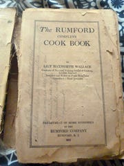 The old cookbook Brian Brehmer's grandmother gave him was filled with scribbles and handwritten recipes.