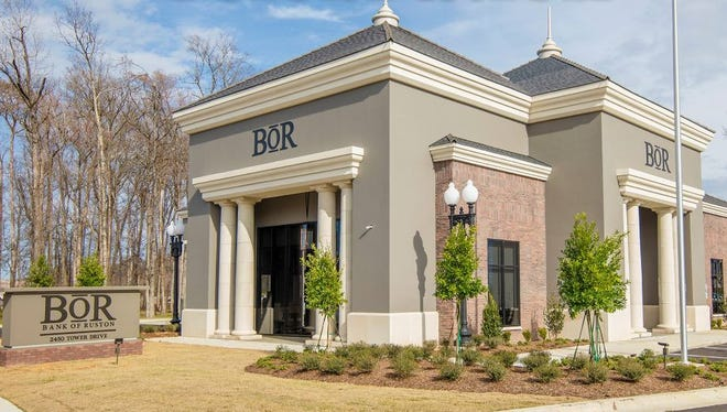 The Bank of Ruston opened a branch at 2450 Tower Drive, Monroe.