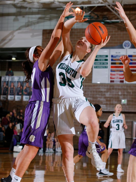 Fowlerville at Williamston Basketball
