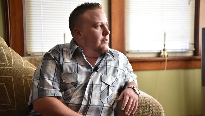 Jionni Conforti, a transgender man from Totowa, is suing St. Joseph's Healthcare System in Paterson, claiming it refused to allow his surgeon to perform a hysterectomy on him at its facilities.