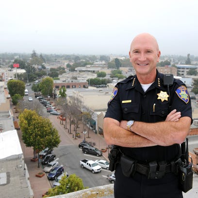 Salinas Police Chief Kelly McMillin retired after 33
