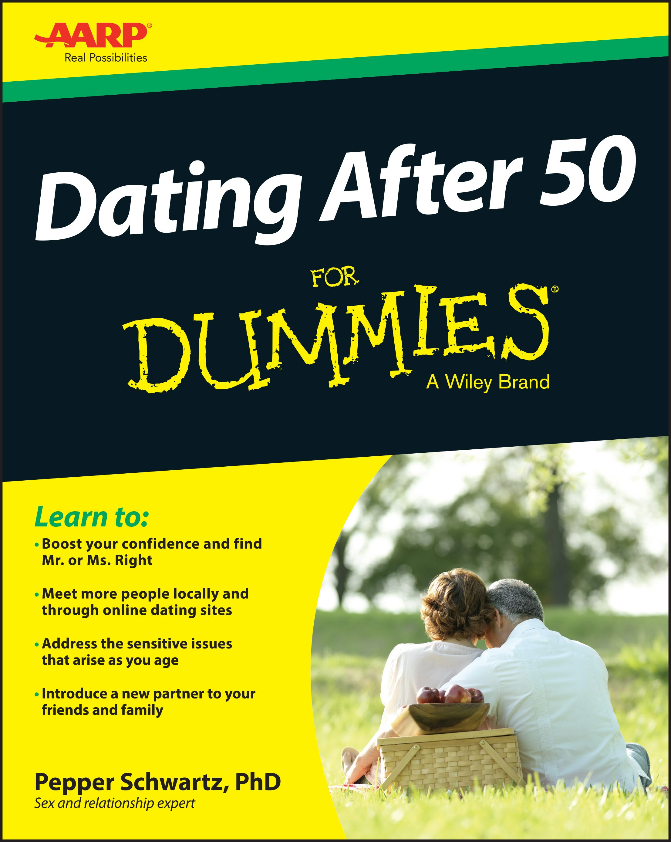 Dummies Aarp 50 For Dating After