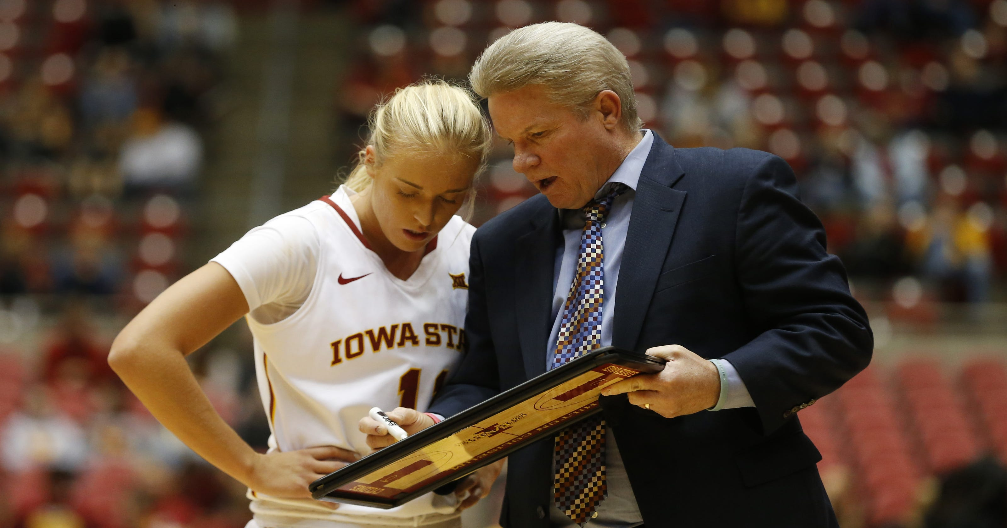 Iowa State women look for resume building win at No  10 Texas