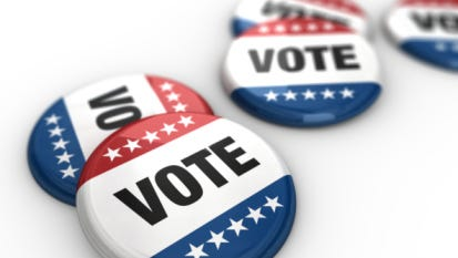 An Upper Strasburg church is offering free voter registration assistance.