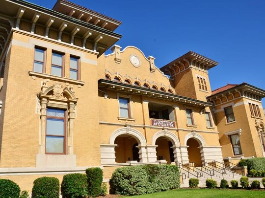 Now in use as the T.T. Wentworth Jr. Florida State Museum, Pensacola's first city hall was the subject of controversy when the building leaked immediately after initial construction.