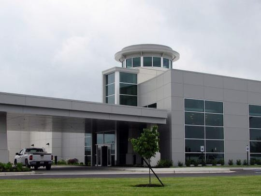 The Kentuckiana Medical Center in Clarksville, Indiana, closed last year.