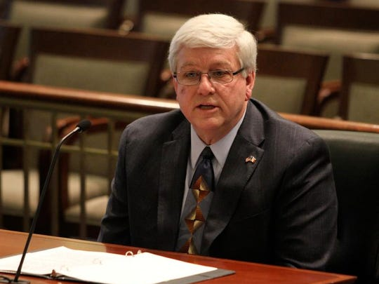 Jerry Foxhoven, chairman of the governor's task force on the Iowa Juvenile Home, says debate over the facility's future is healthy, as long as it doesn't get bogged down in politics.