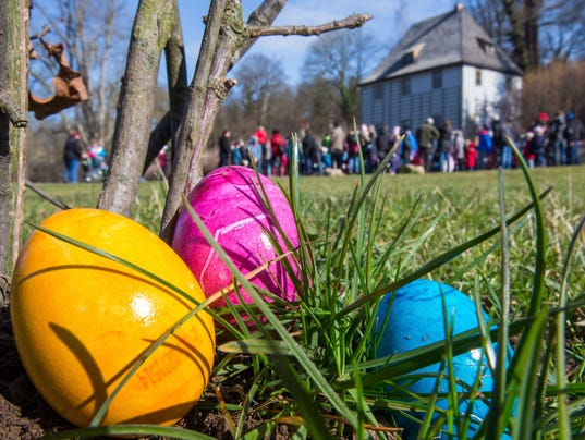 EPA GERMANY EASTER ACE CUSTOMS & TRADITIONS DEU TH