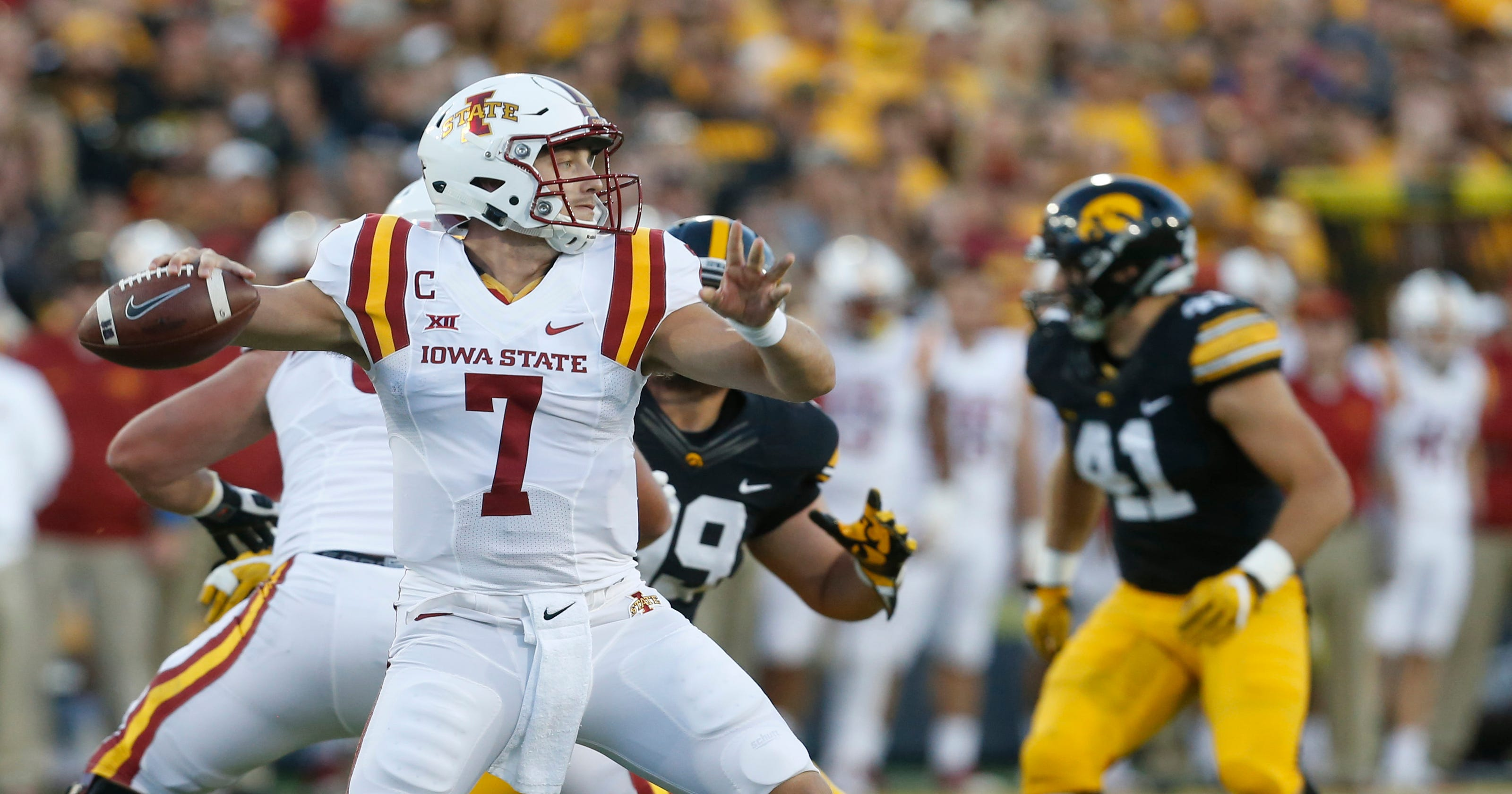 Peterson: Iowa State's problems much bigger than Joel Lanning