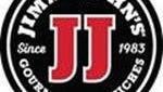 The logo for sandwich shop chain Jimmy John's. The chain has opened their third location in the St. Cloud area as of Wednesday, April 26 2017.