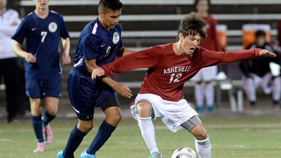 Asheville High and Roberson are two of the Western North Carolina soccer teams who are home for first-round games.
