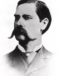 On March 21, 1882, Wyatt Earp (pictured), Doc Holliday