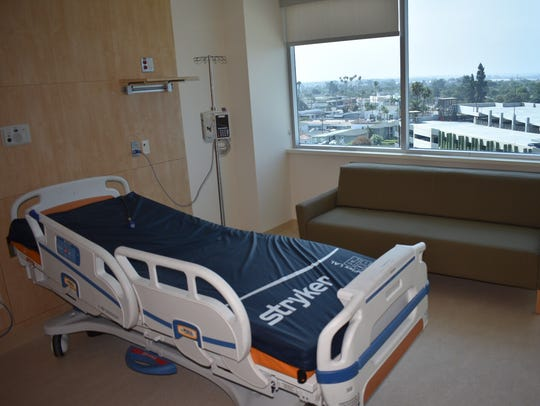 The new Community Memorial Hospital in Ventura was
