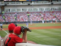 Baseball Game Private Suite Giveaway