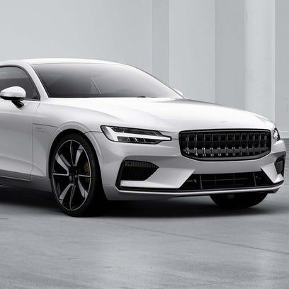 Tesla fighters: Volvo's Polestar joins EV race