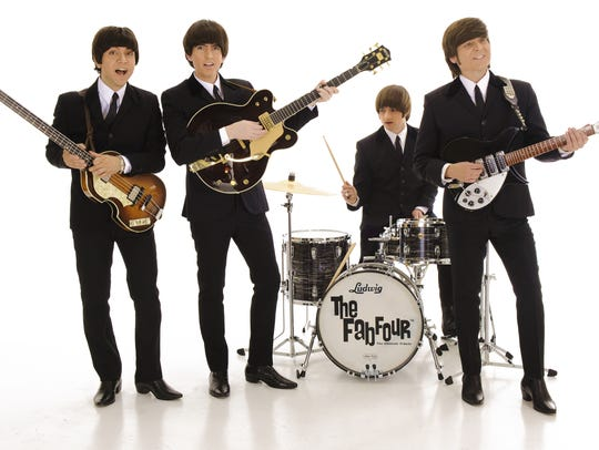 The Fab Four — The Ultimate Tribute will perform at