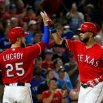 LEADING OFF: Rangers can clinch, Red Sox seek 7th straight