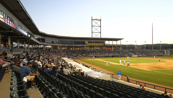 Ovations Food Services, which has the Provident Bank Park concession, landed a deal with a major league stadium with the help of Swee Brand Works.