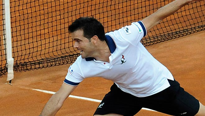The Italian tennis federation has banned Daniele Bracciali for life for match-fixing.