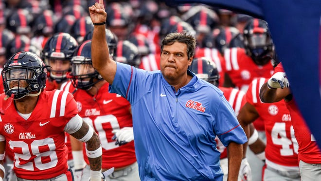Matt Luke and Ole Miss received a verbal commitment from four-star quarterback Grant Tisdale on Friday.