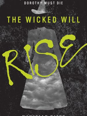 """""""The Wicked Will Rise"""" by Danielle Paige"""