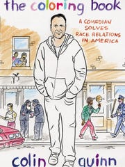 'The Coloring Book' by Colin Quinn