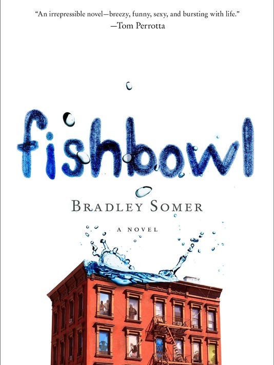 Fishbowl cover