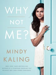 Mindy Kaling made the Top 100 at No. 100 with 'Why