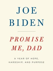 "Joe Biden's new memoir, ""Promise Me, Dad"" (Flatiron"