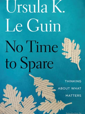 'No Time to Spare' by Ursula K. Le Guin