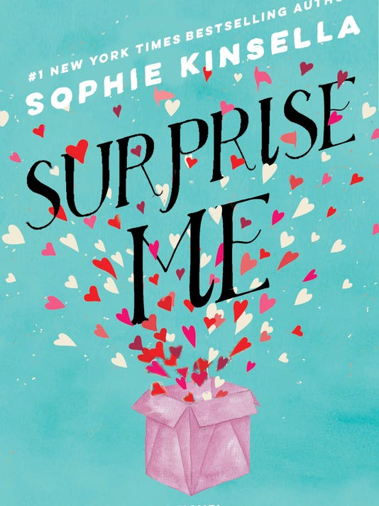 eea111789a Book review Surprise Me Sophie Kinsella