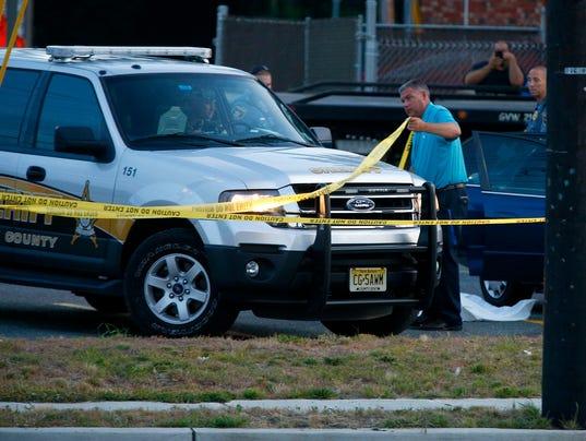 Philadelphia Woman S Body Found In Car At Brick 7 Eleven