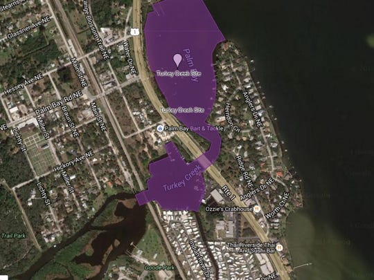 A dredge had to stop removing muck deposits from Turkey Creek this month, because it could not finish the job before May, when manatee rules restrict dredging activities in the creek.