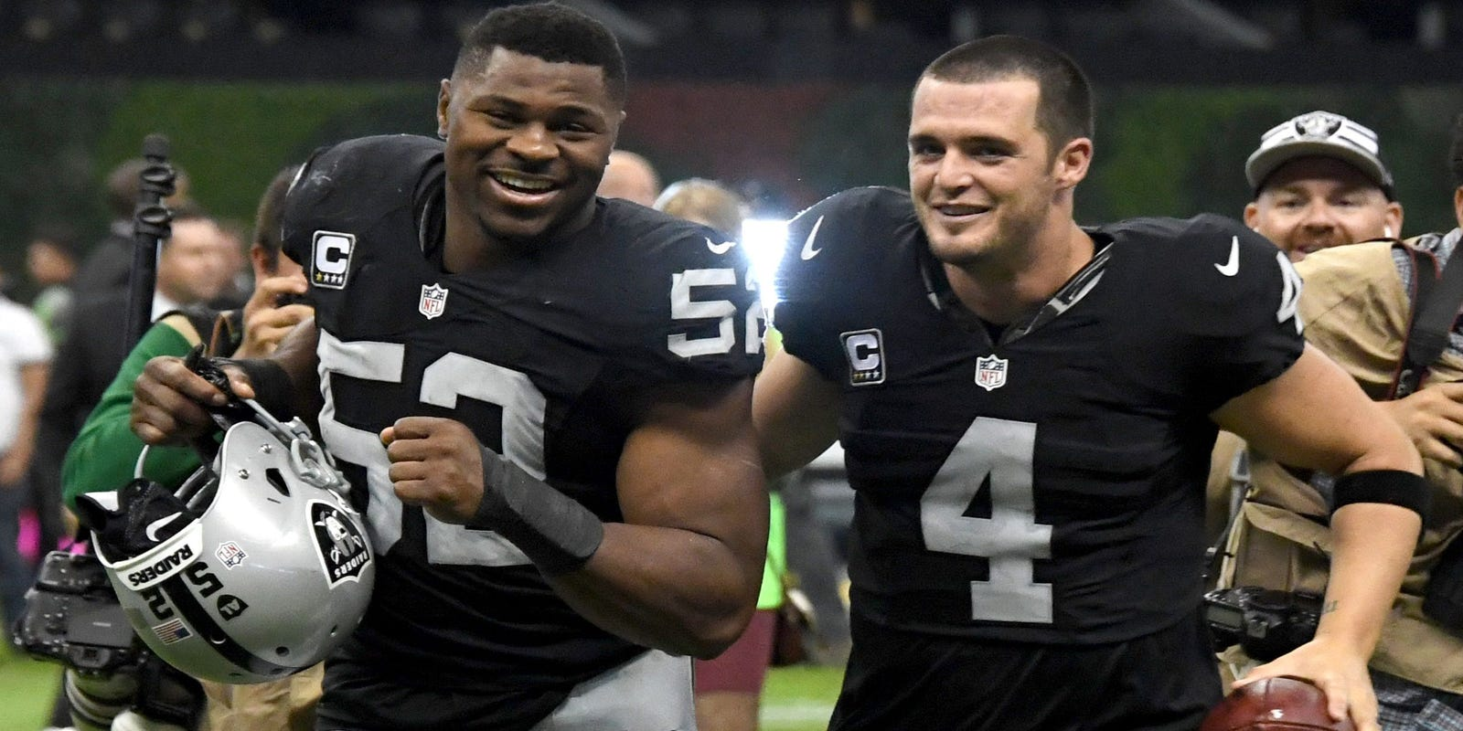 3557b89e0 Three years later, report cards for 2014 NFL draft put Raiders at top