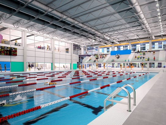 Downtown Ymca Finally Has Money To Build Pools