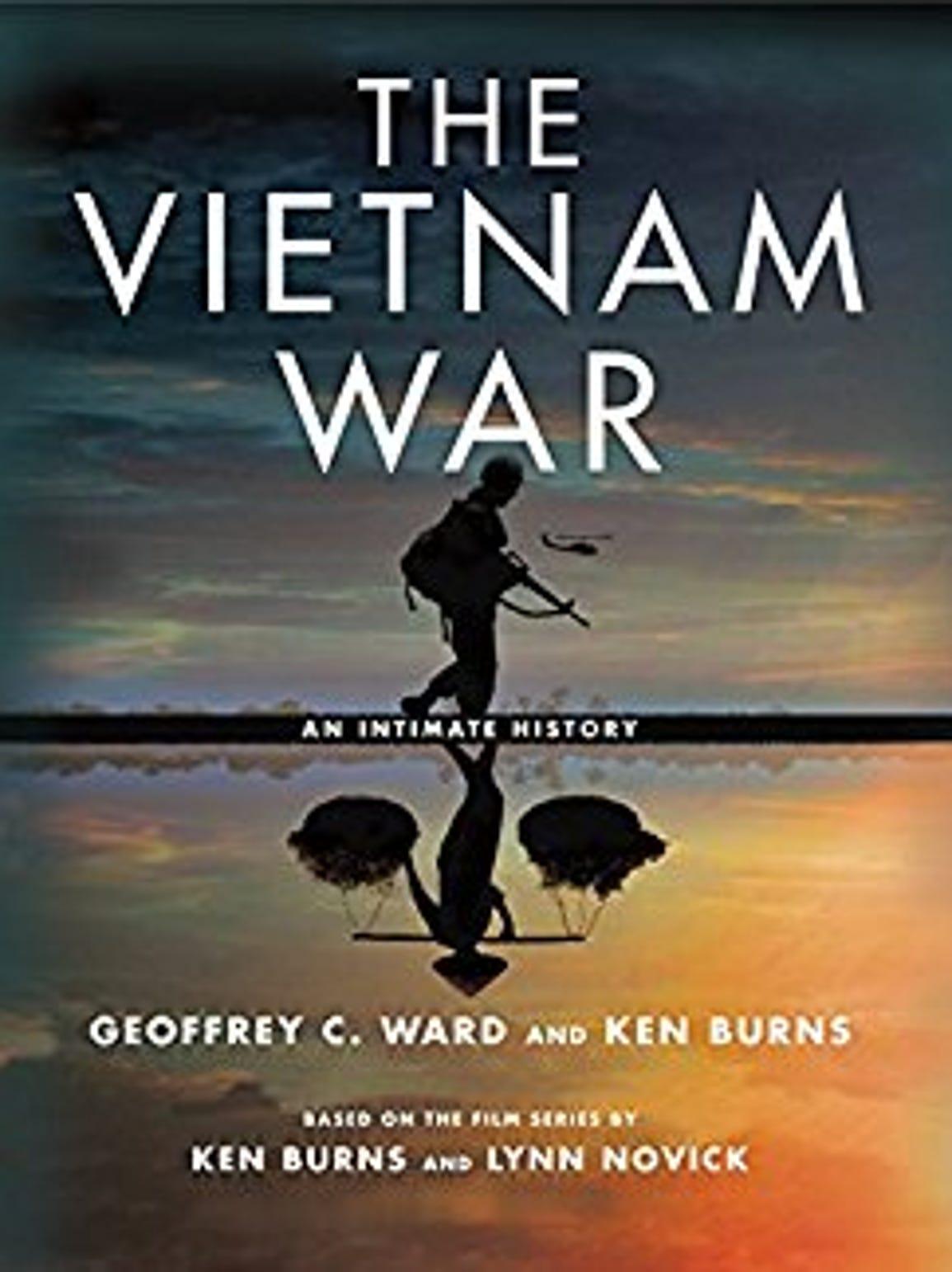 The Vietnam War cover.