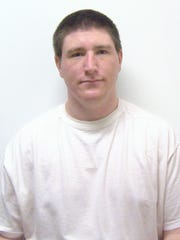 This undated file photo provided by Catholic Diocese Prison Ministry shows Donald Fell, who is on federal death row for his role in the 2000 abduction and killing of Clarendon grandmother Terry King.
