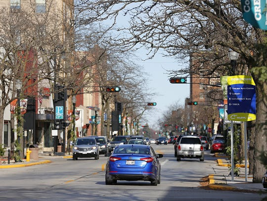 Fond du Lac's downtown is gaining some momentum in
