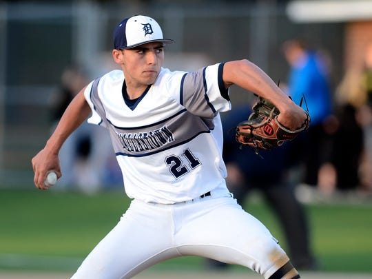 Dallastown's Nick Parker is the York-Adams Division I Player of the Year. YORK DISPATCH FILE PHOTO