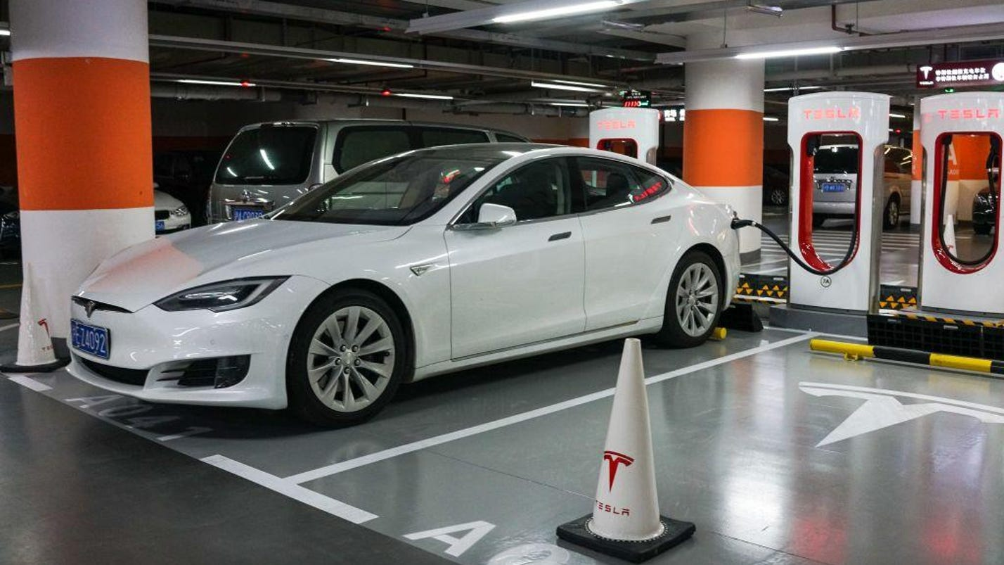 Tesla wants to help you charge your car at the office