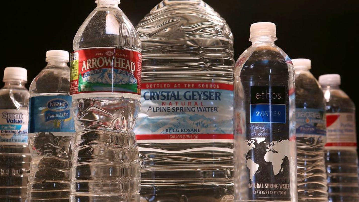 Starbucks to stop bottling Ethos Water in California
