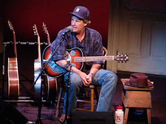 """Jeff Daniels' """"Onstage & Unplugged"""" show will be at"""