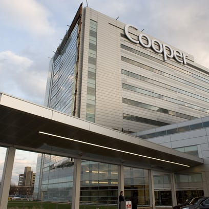 A spokeswoman for Cooper University Hospital says an