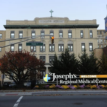 St. Joseph's Regional Medical Center in Paterson is