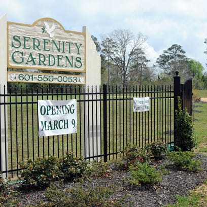 Serenity Gardens, Lamar County's first perpetual care cemetery | Gallery