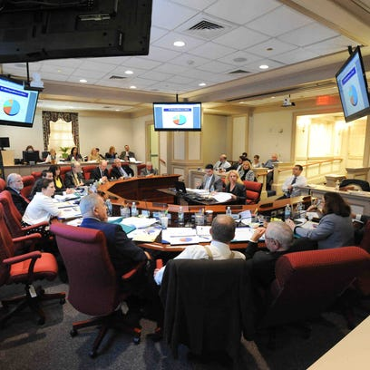 The General Assembly's budget-writing Joint Finance