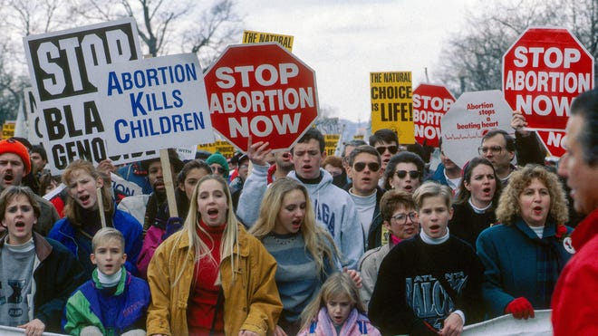 Whether abortion means terminating a developing life is no longer debated. That is clear. The debate now centers on what abortion means for women.