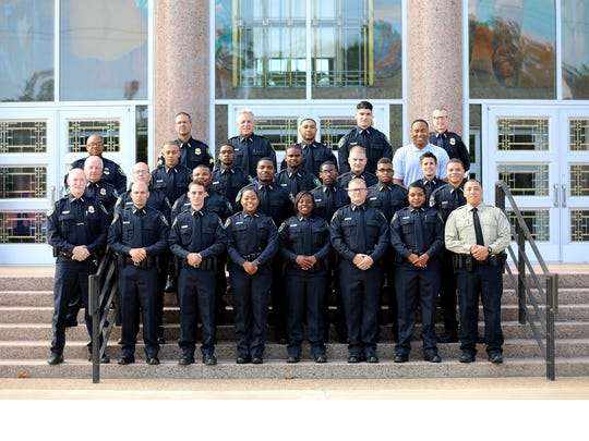 Shreveport Police Department welcomed 19 new graduates
