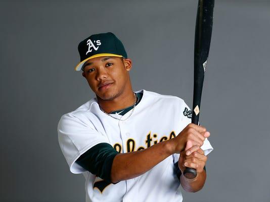 MLB: Oakland Athletics-Photo Day